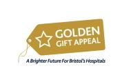Bristol charity golden-gift-appeal-logo